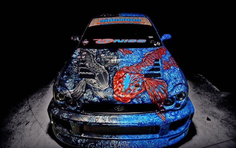 Custom Cars wallpaper