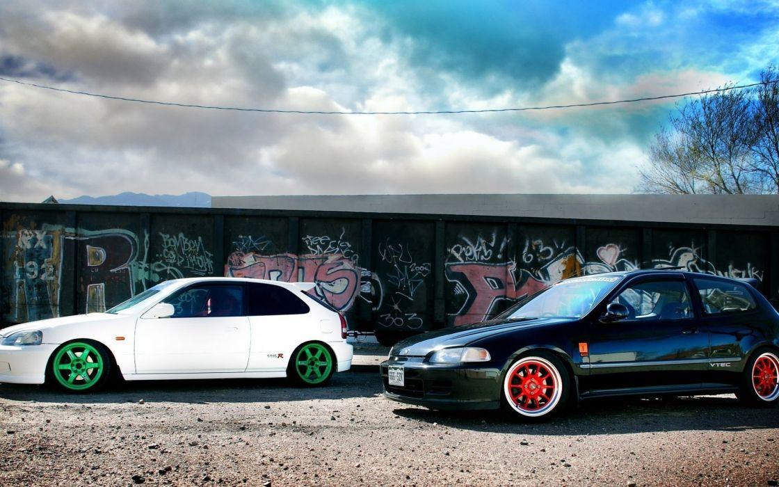 Honda Civic Jdm wallpaper