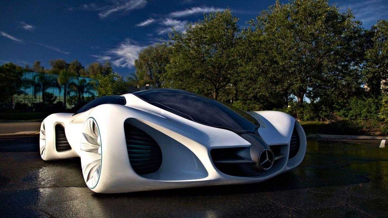 Mercedes Benz Biome wallpaper