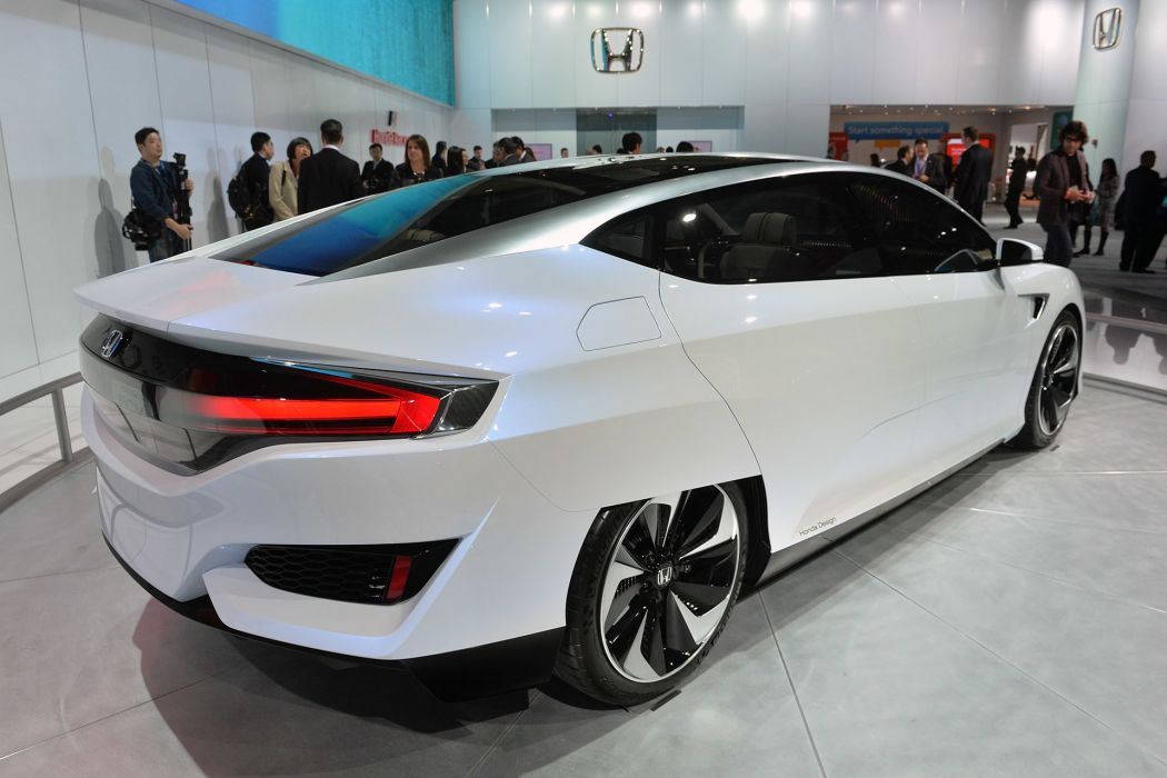 Honda FCV Concept cars 2014 wallpaper