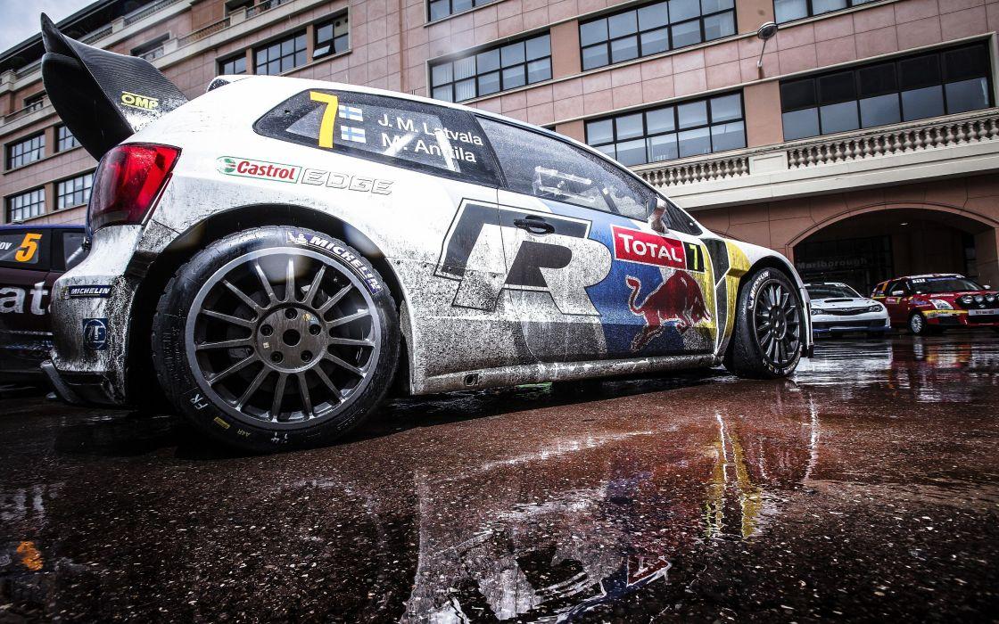 World Rally Championship Car wallpaper