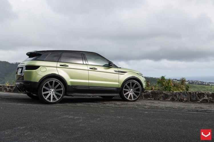 2014 vossen Land Rover Evoque suv Tuning wheels cars wallpaper