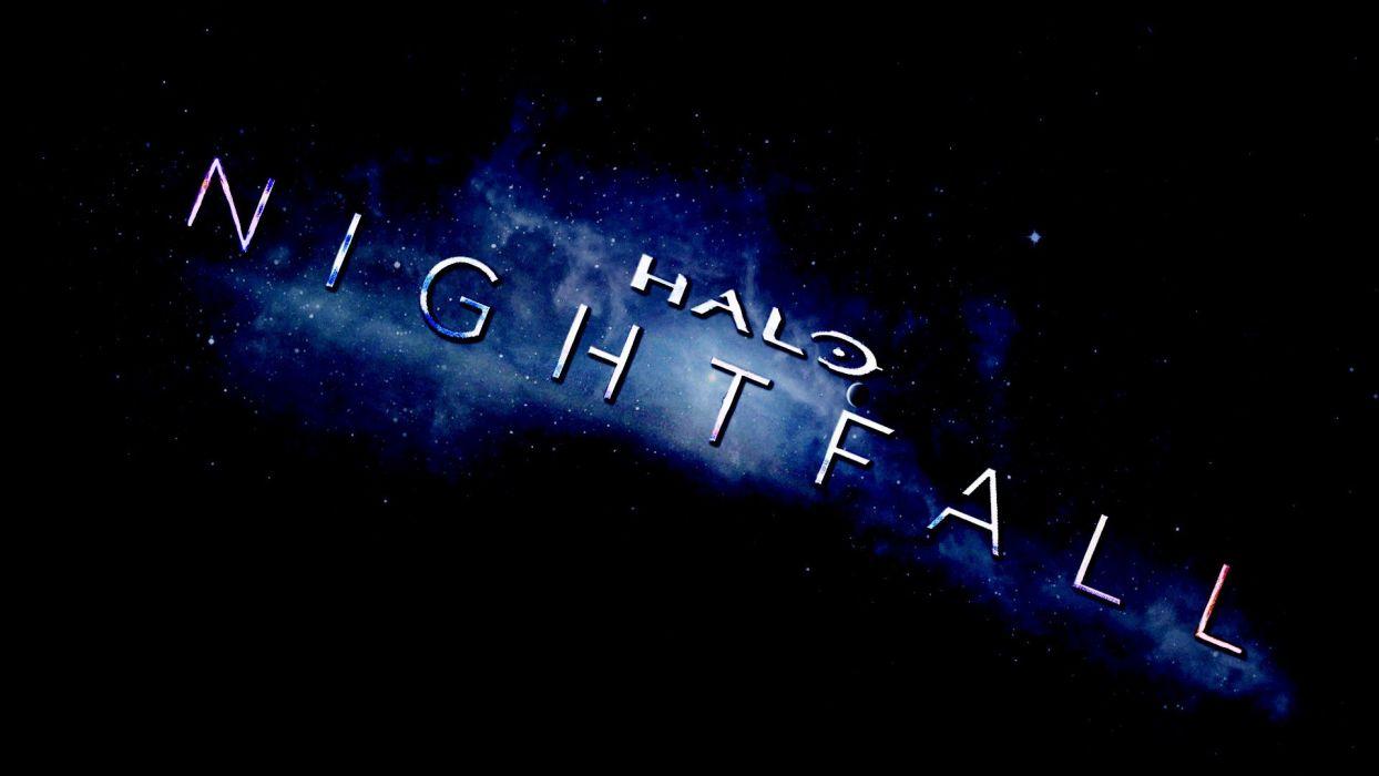Halo Nightfall Poster