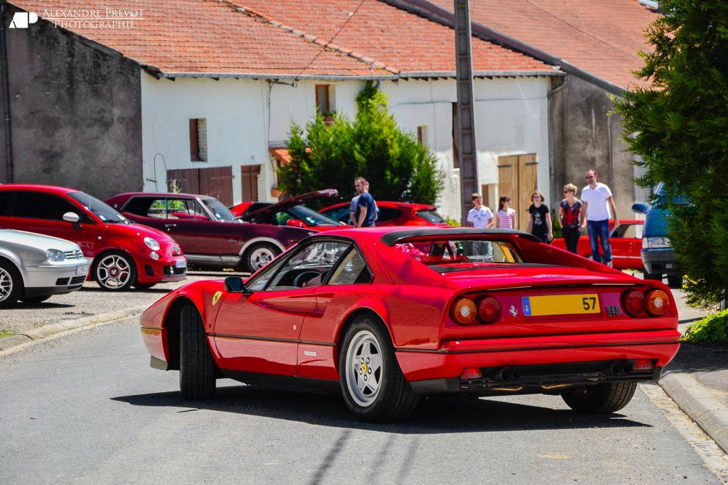 Ferrari 328 gtb gts coupe cars italia wallpaper
