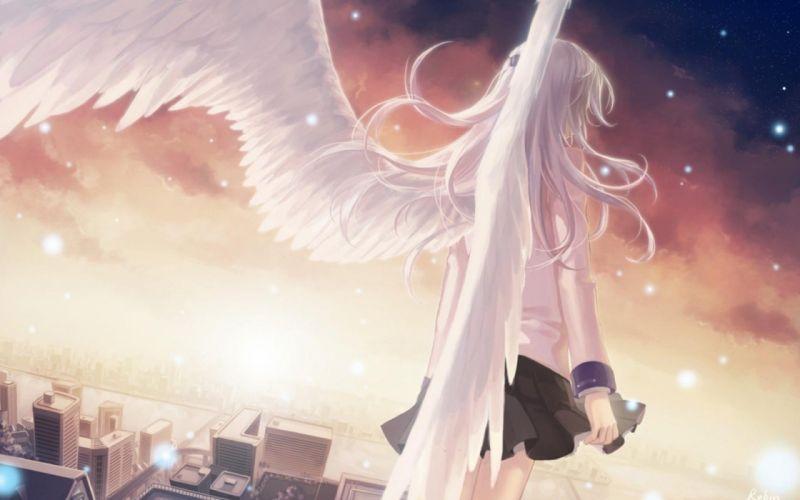 angel beats tachibana kanade anime anime girls wallpaper