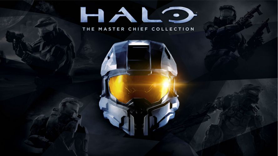 HALO Master Chief Collection sci-fi shooter action futuristic fps war fighting 1halomasterchief warrior poster wallpaper