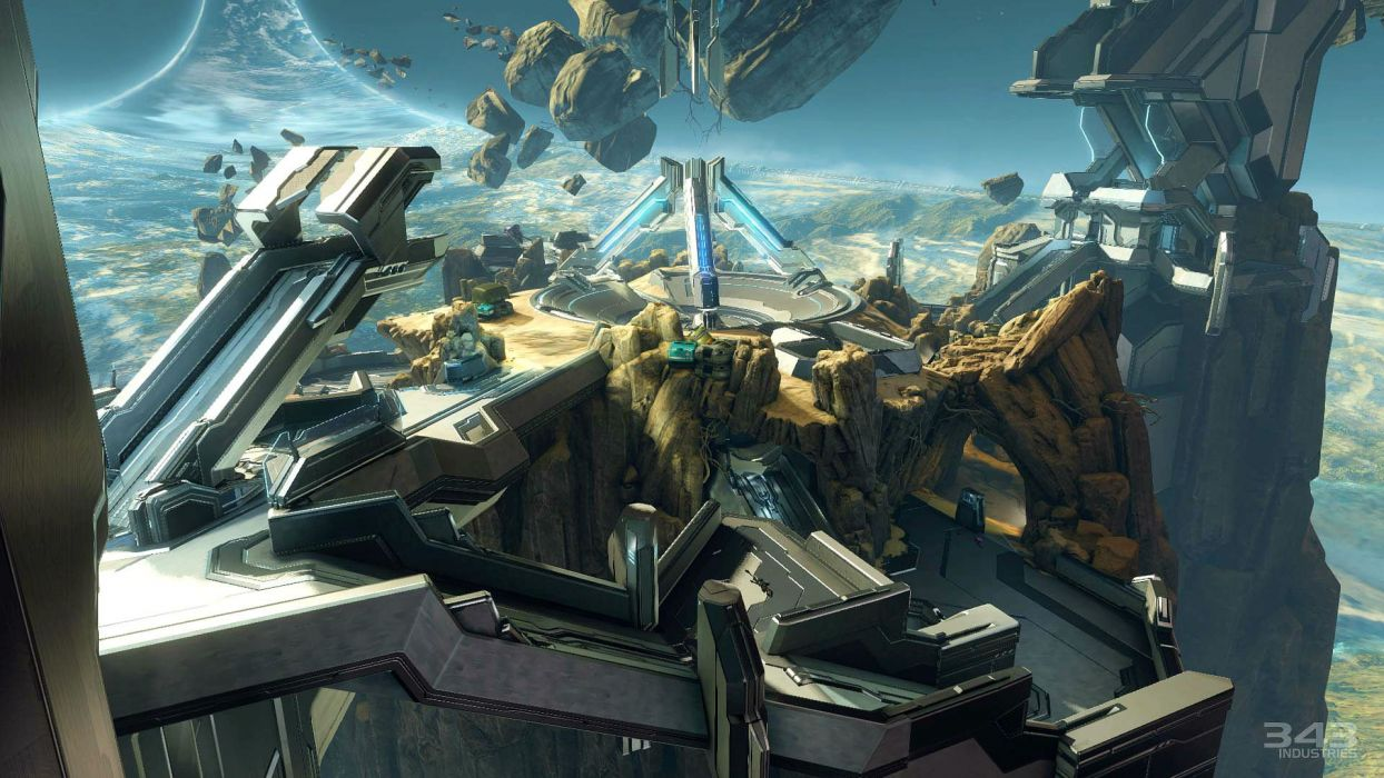 HALO Master Chief Collection sci-fi shooter action futuristic fps war fighting 1halomasterchief wallpaper