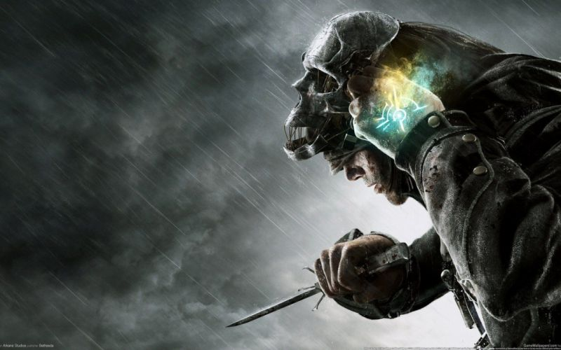 Dishonored D wallpaper