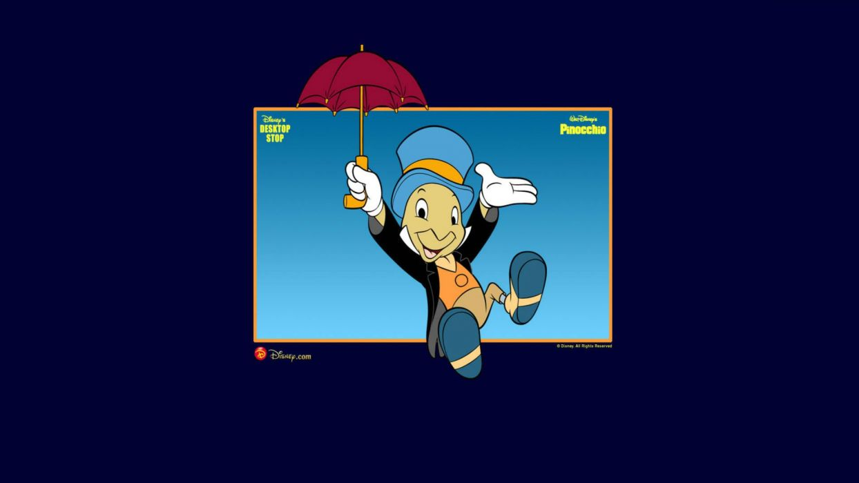 PINOCCHIO puppet disney comedy family animation fantasy 1pinocchio wood wooden marionette wallpaper