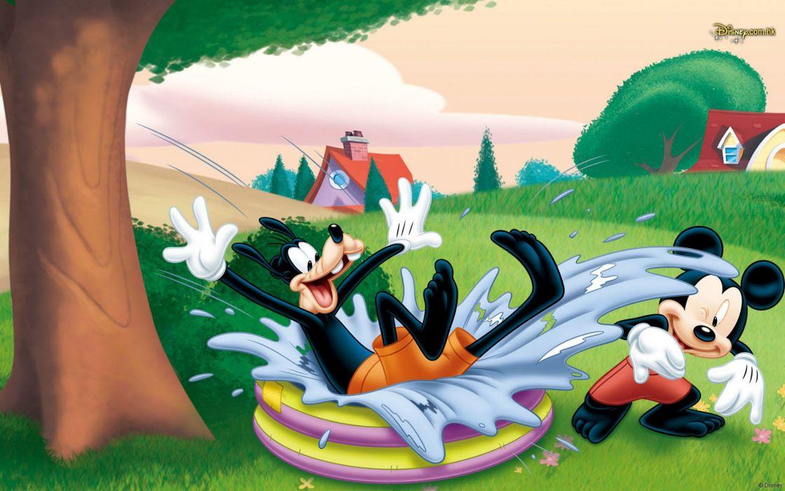 GOOFY disney family animation fantasy 1goofy comedy mickey mouse wallpaper
