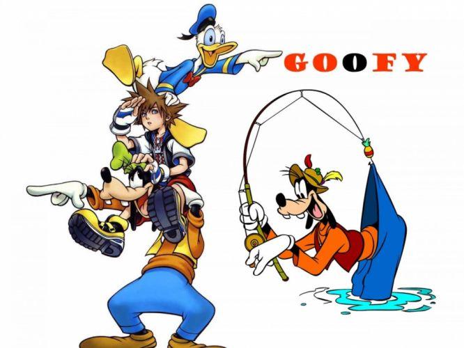 GOOFY disney family animation fantasy 1goofy comedy donald duck wallpaper