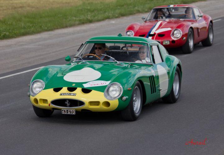 1962 ferrari 250 gto coupe classics cars italia wallpaper