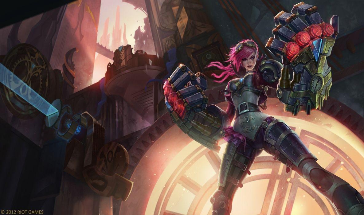 video games league of legends artwork wallpaper