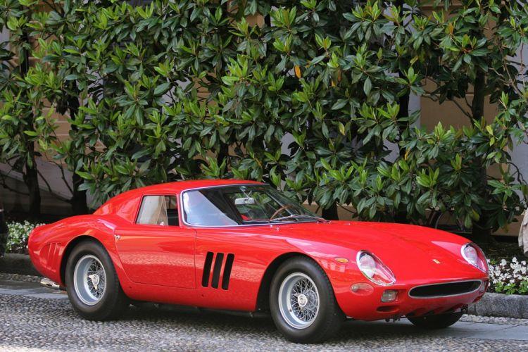 1964 ferrari 250 gto coupe classics cars italia wallpaper