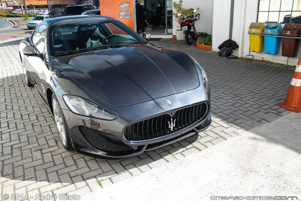 Maserati Gran Turismo 2+2 coupe cars supercars italia wallpaper