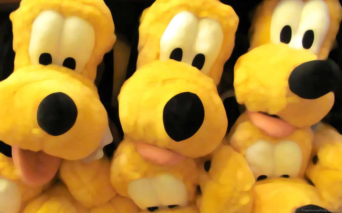 PLUTO disney animation family dog dogs comedy 1pluto wallpaper