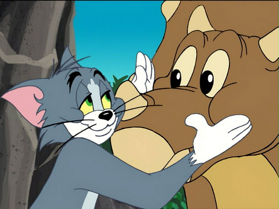 Tom Jerry Animation Cartoon Comedy Family Cat Mouse Mice