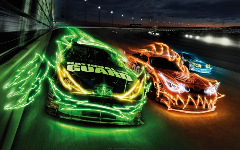 Racing Cars wallpaper