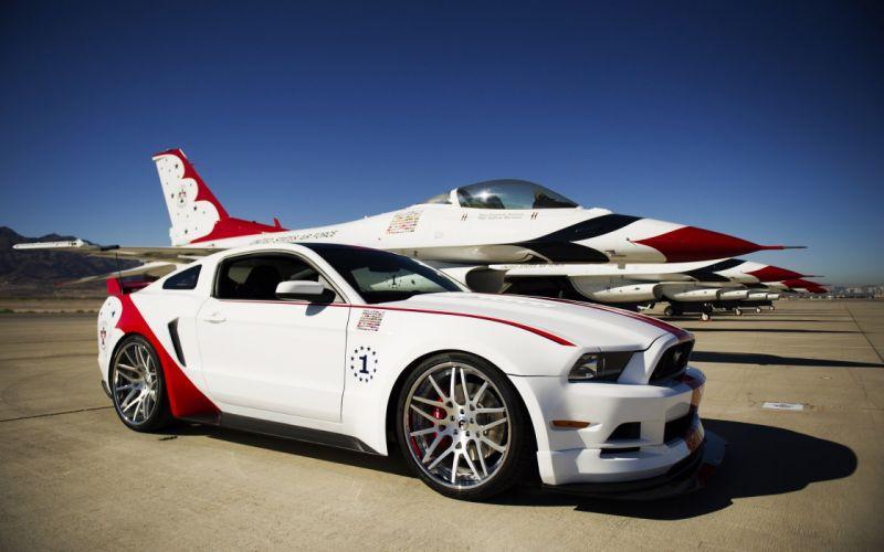 Thunderbird Mustang wallpaper