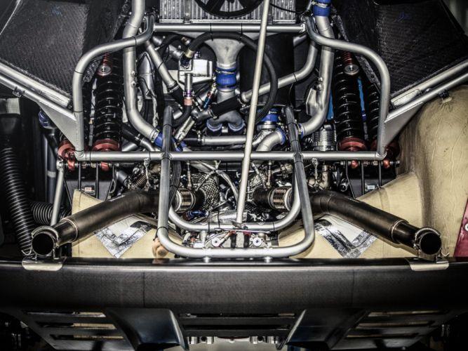 2014 Peugeot 2008 DKR dakar offroad race racing awd 4x4 wallpaper