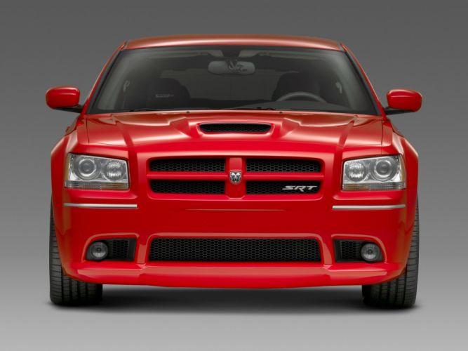 2007 Dodge Magnum SRT8 (L-X) muscle stationwagon wallpaper