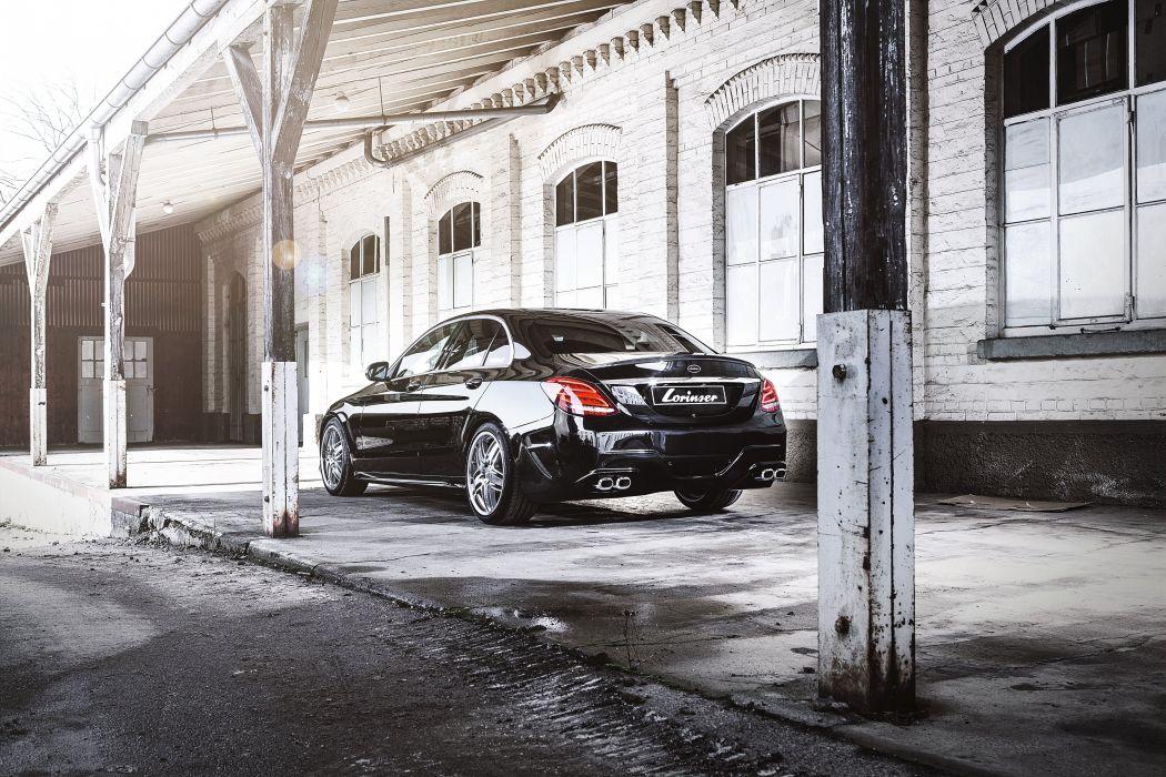 2014 Lorinser Mercedes Benz C-Klasse W205 tuning wallpaper