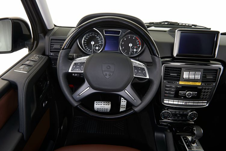 2014 Mercedes Benz Lorinser G60L W463 suv tuning wallpaper