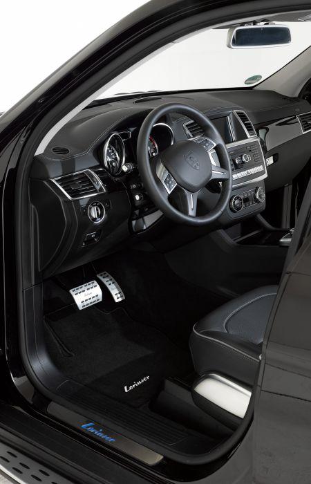2013 Lorinser Mercedes Benz GL-Klasse X166 suv tuning wallpaper