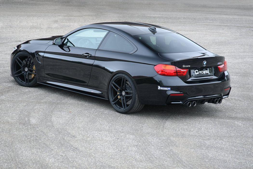 2014 G-Power BMW M-4 F82 tuning wallpaper