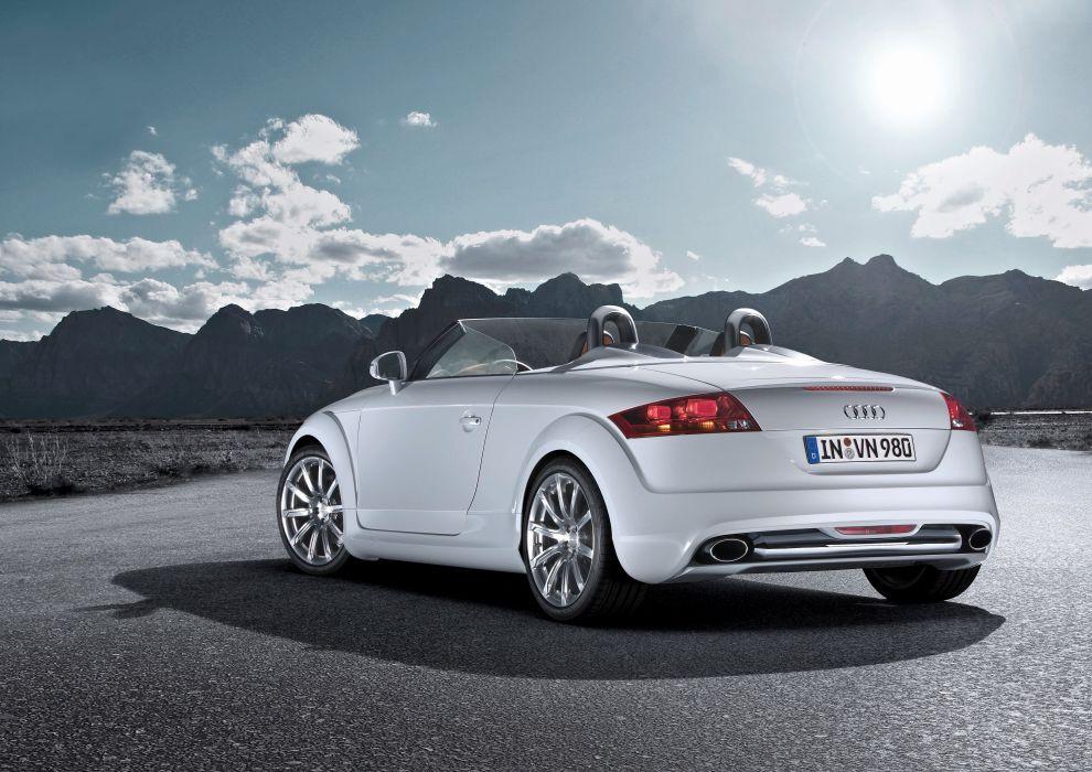 2008 Audi T-T Clubsport Quattro Concept wallpaper