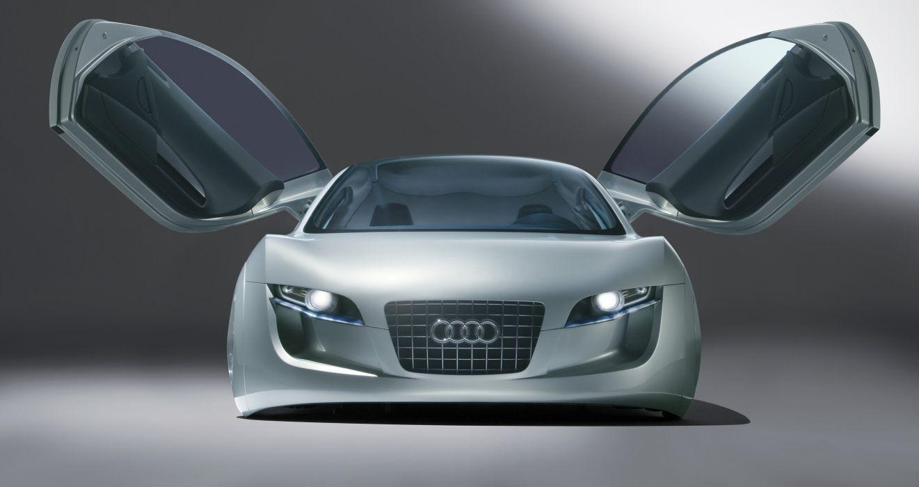 2004 Audi RSQ Concept supercar i-robot 1irobot wallpaper