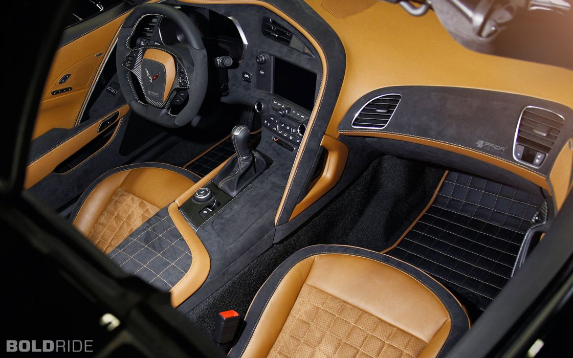 2015 Prior-Design Chevrolet Corvette Stingray PDR700 muscle tuning supercar sting ray wallpaper
