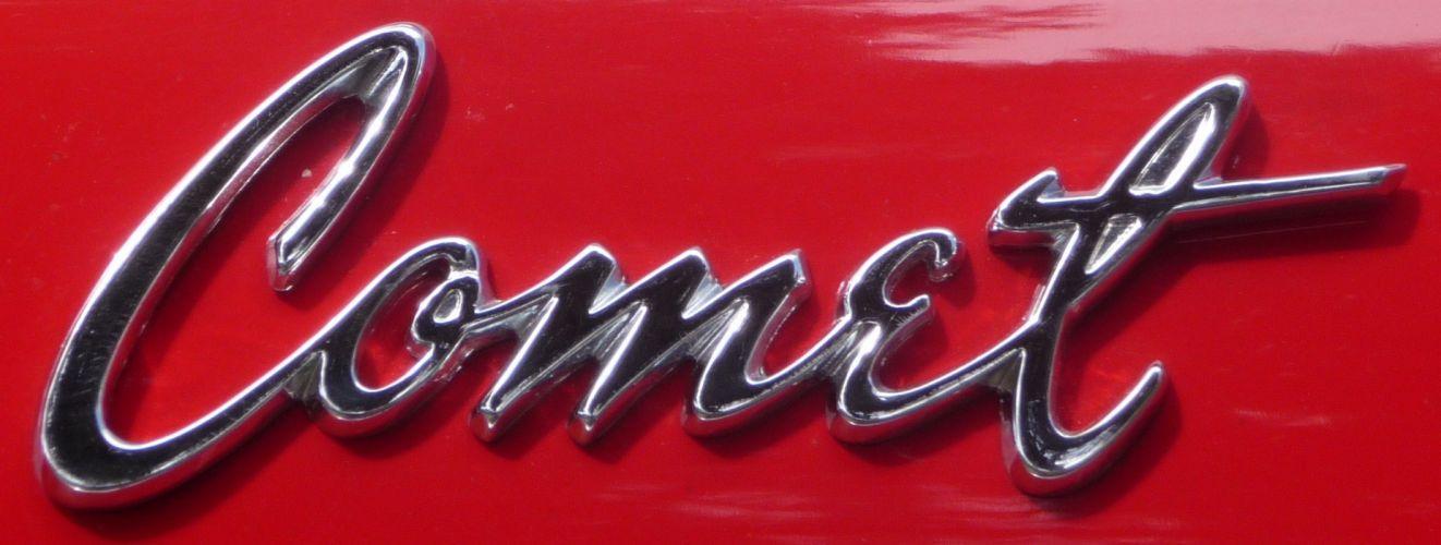 1965 Mercury Comet muscle classic wallpaper