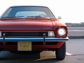 ford pinto case files Grimshaw v ford motor co court: and this is a core that may well be strong enough to support the myth of the ford pinto case in the second of the meanings.