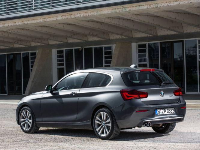 BMW 1-Series 3-door cars 2016 germany wallpaper