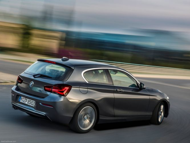 BMW 1-Series 3-door cars 2016 germany wallpaper