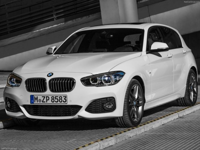 BMW 1-Series cars 2016 germany wallpaper