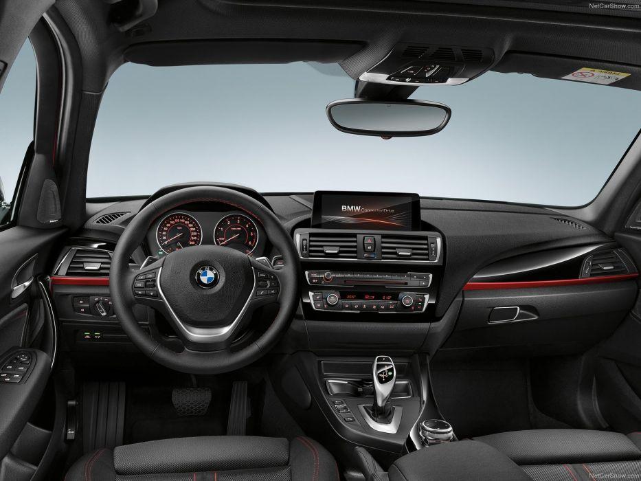 BMW 1-Series cars 2016 germany wallpaper