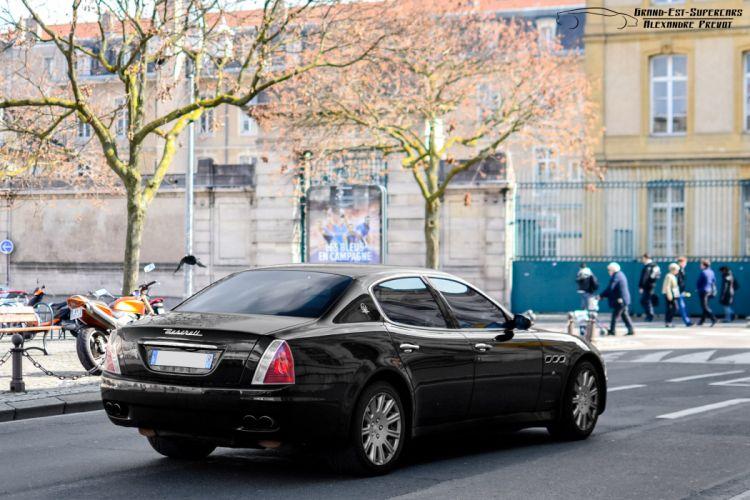 maserati quattroporte sedan cars luxury italia wallpaper