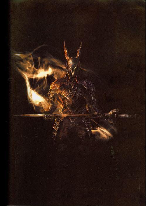 From Software Studio Dark Souls Game l wallpaper
