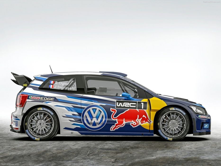 2015 Volkswagen Polo R Wrc Racecars Cars Rally Wallpaper 1600x1200