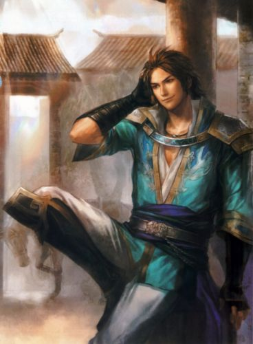 Dynasty Warriors Game Sima Zhao Character wallpaper