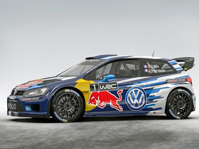 2015 Volkswagen Polo-R WRC Racecars cars rally wallpaper