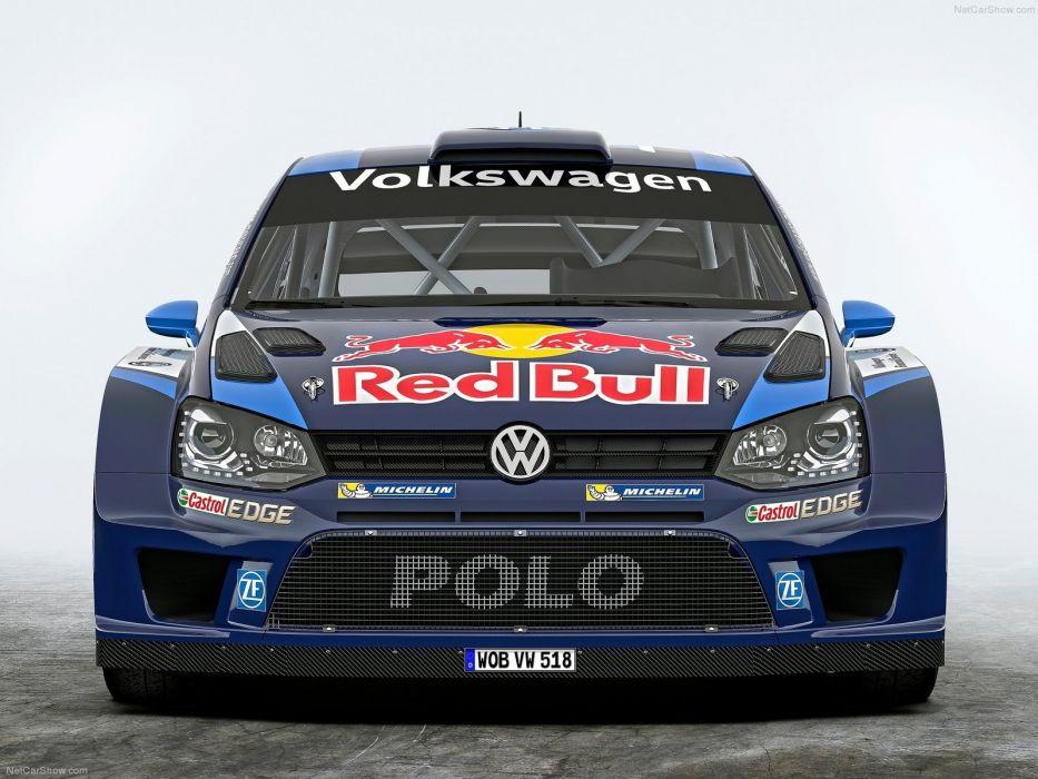 2015 Volkswagen Polo-R WRC Racecars cars rally wallpaper