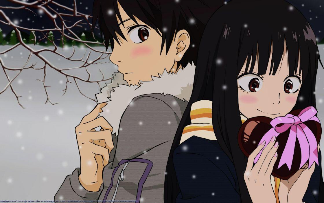Kimi ni Todoke Series Sawako Kuronuma Character Shouta Kazehaya wallpaper