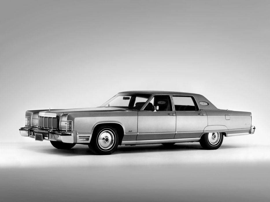 1975 Lincoln Continental Town Car (82-53B wallpaper