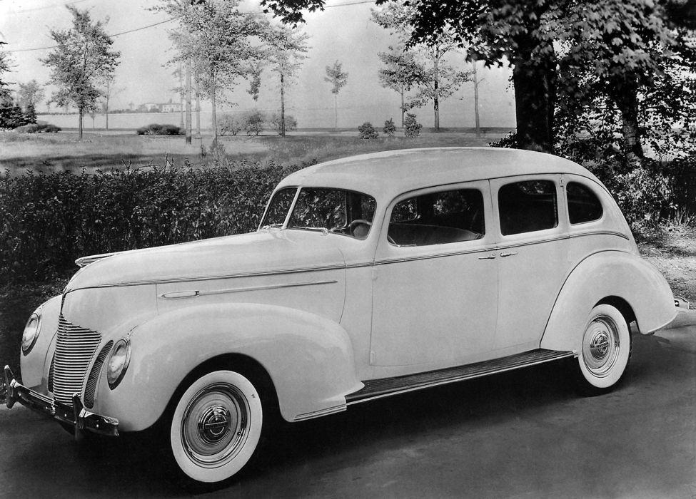 1939 Hudson Country Club Custom Sedan wallpaper