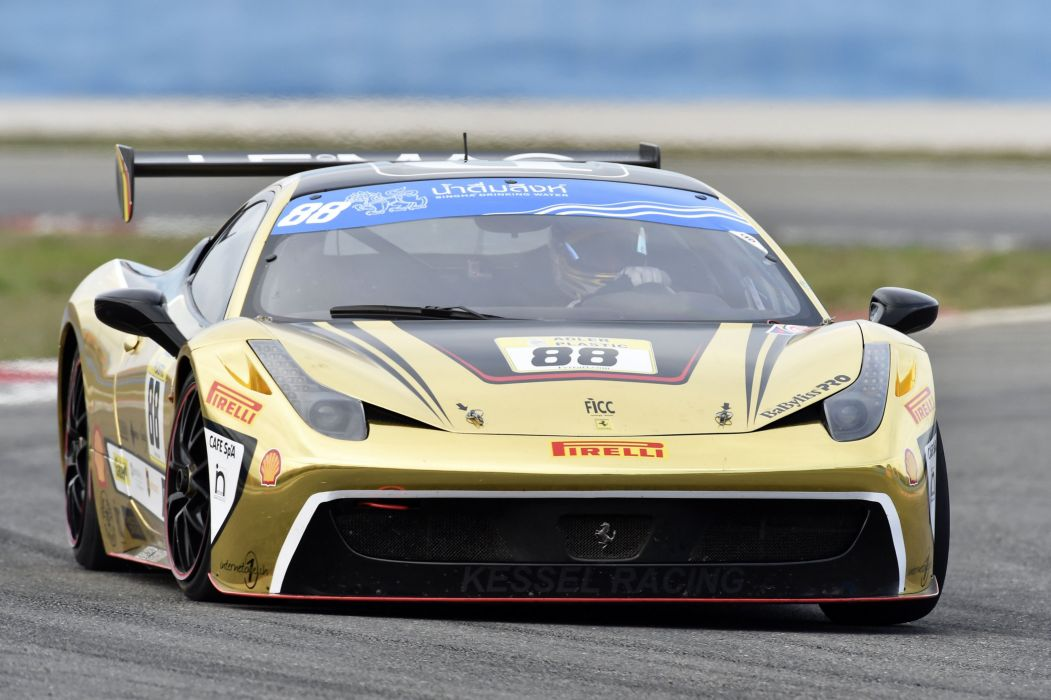 2014 Ferrari 458 Challenge Evoluzione supercar race racing wallpaper