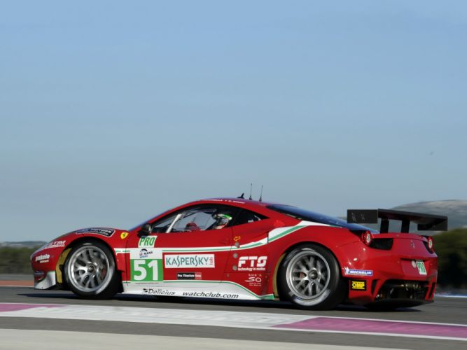 2011 Ferrari 458 Italia GTC supercar race racing wallpaper