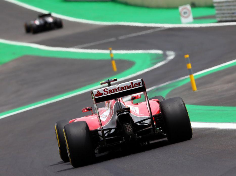 2014 Ferrari F14 T f-1 formula race racing wallpaper